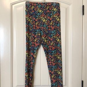 LuLaRoe Tall & Curvy Leggings-NWOT